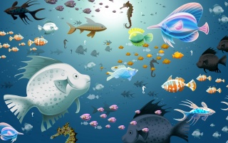 Fish Tank wallpapers and stock photos