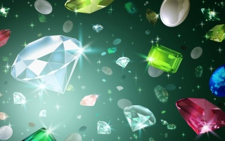 Diamonds wallpapers and stock photos