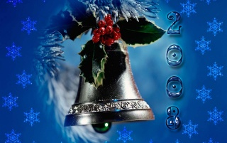 Jingle Bells 2008 wallpapers and stock photos