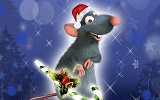 Ratatouille Greetings wallpapers and stock photos