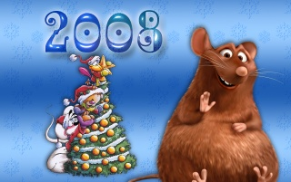 Previous: Ratatouille 2008