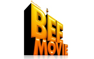 Bee Movie Logo wallpapers and stock photos