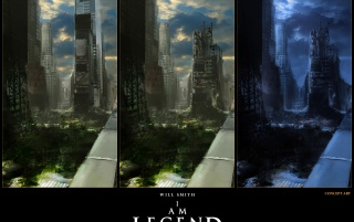 Random: I am Legend