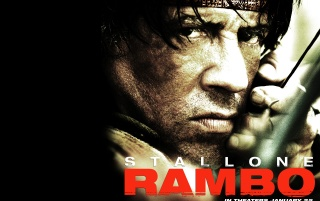 Stallone Rambo 4 wallpapers and stock photos