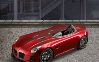 Pontiac Solstice wallpapers and stock photos