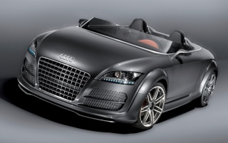 Audi TT 2007 wallpapers and stock photos