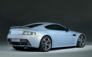 Aston Martin V12 wallpapers and stock photos