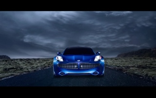 2010 Fisker Frente wallpapers and stock photos