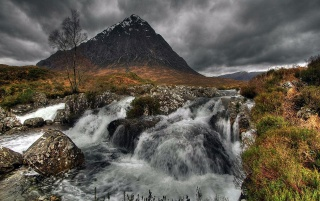 Glen Etive wallpapers and stock photos