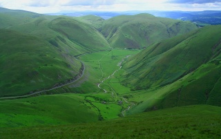 Dumfriesshire Hills wallpapers and stock photos