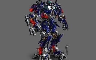 Next: Optimus Prime