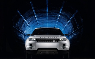Previous: Land Rover LRX