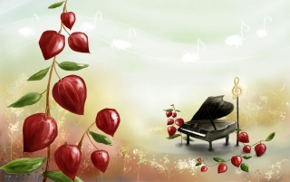 Nostalgic Piano wallpapers and stock photos