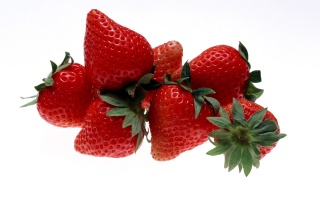 Strawberries wallpapers and stock photos