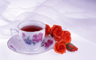 Roses Tea wallpapers and stock photos