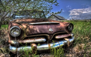 Rust Chevrolet wallpapers and stock photos