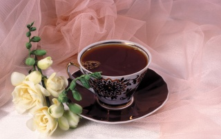 Black Tea Roses wallpapers and stock photos