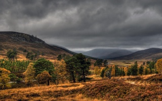Scotland Cairngorms wallpapers and stock photos
