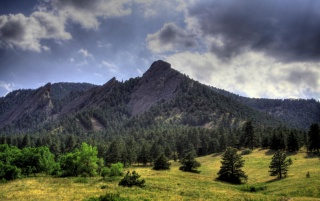 Flatirons wallpapers and stock photos