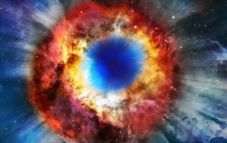 Helix Nebula wallpapers and stock photos