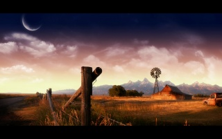 Farmland wallpapers and stock photos