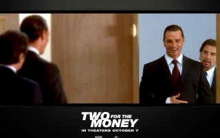 Random: Two For The Money