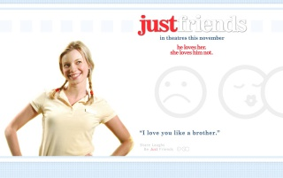 Just friends wallpapers and stock photos