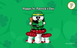 ALTools: St.Patrick'sToadStool wallpapers and stock photos