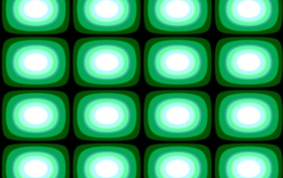 Op Art Green Blobs wallpapers and stock photos