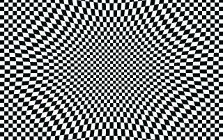 Random: Op Art Moving Squares Two