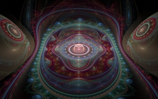 Grand Julian Fractal 03 wallpapers and stock photos