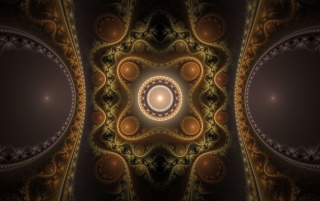 Grand Julian Fractal 02 wallpapers and stock photos