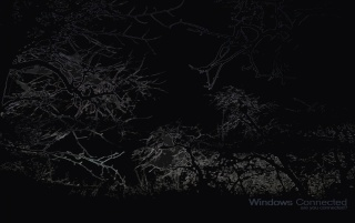 Windows Connected - Dark Shape wallpapers and stock photos