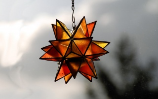 Next: Glass ornament