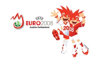 Euro 2008 joy wallpapers and stock photos