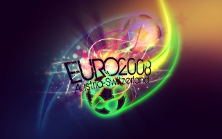Euro 2008 colorful wallpapers and stock photos