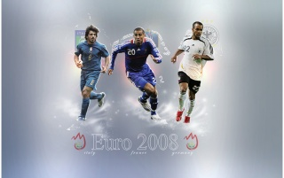 Euro 2008 countries wallpapers and stock photos