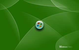 Windows Vista Green by Jordax wallpapers and stock photos