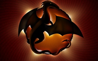 Dragonology light wallpapers and stock photos