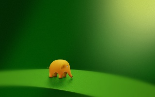 Micro elephant wallpapers and stock photos