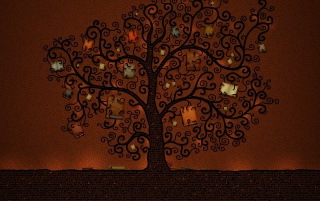 Tree of books wallpapers and stock photos