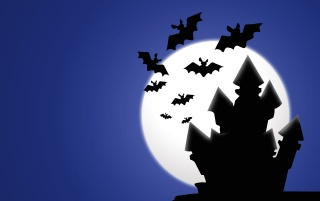 Halloween vampires wallpapers and stock photos