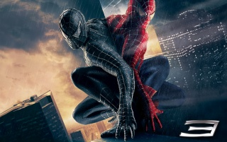 Spiderman 3 mirror wallpapers and stock photos