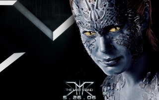 Xmen 3 Mystique wallpapers and stock photos