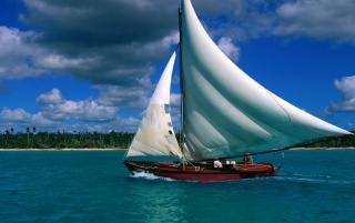 Sailing ship wallpapers and stock photos