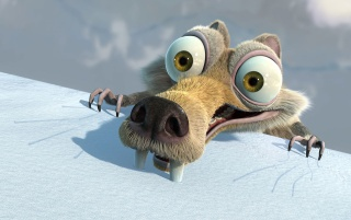 Ice Age Scrat wallpapers and stock photos