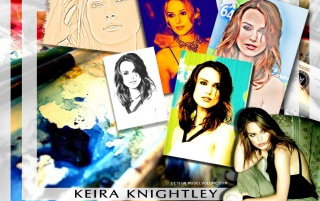 Random: Keira Knightley Wallpaper