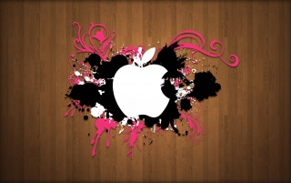 Random: Splash of Apple