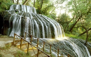 rolling waterfall,zaragoza wallpapers and stock photos