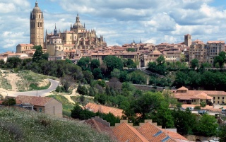 segovia wallpapers and stock photos